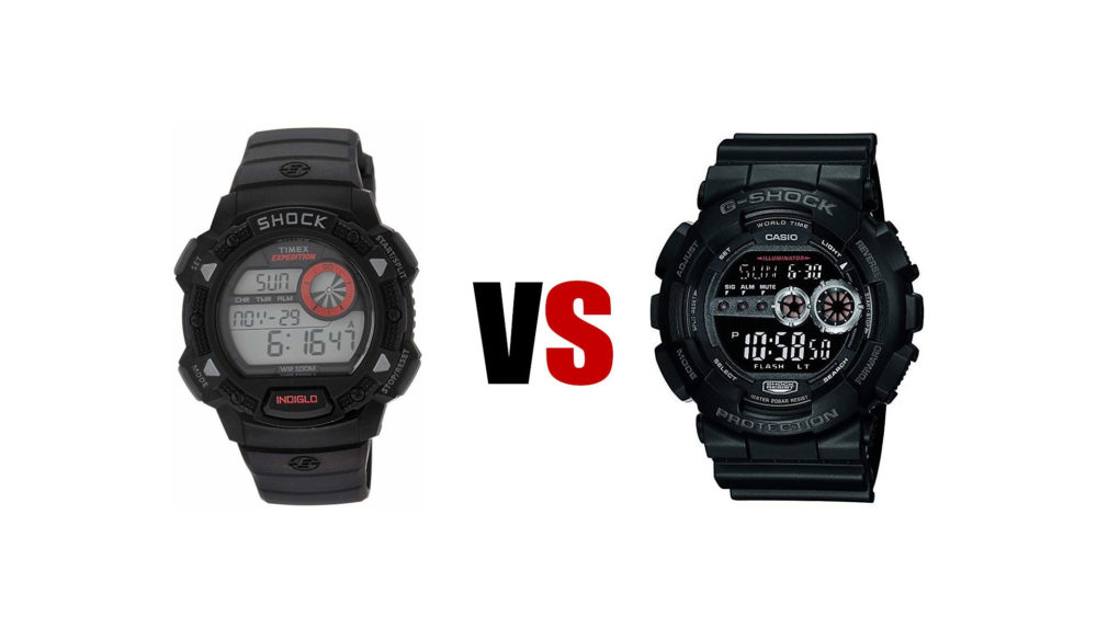 b84947bc8 Timex Expedition vs Casio G-Shock - Romeo's watches